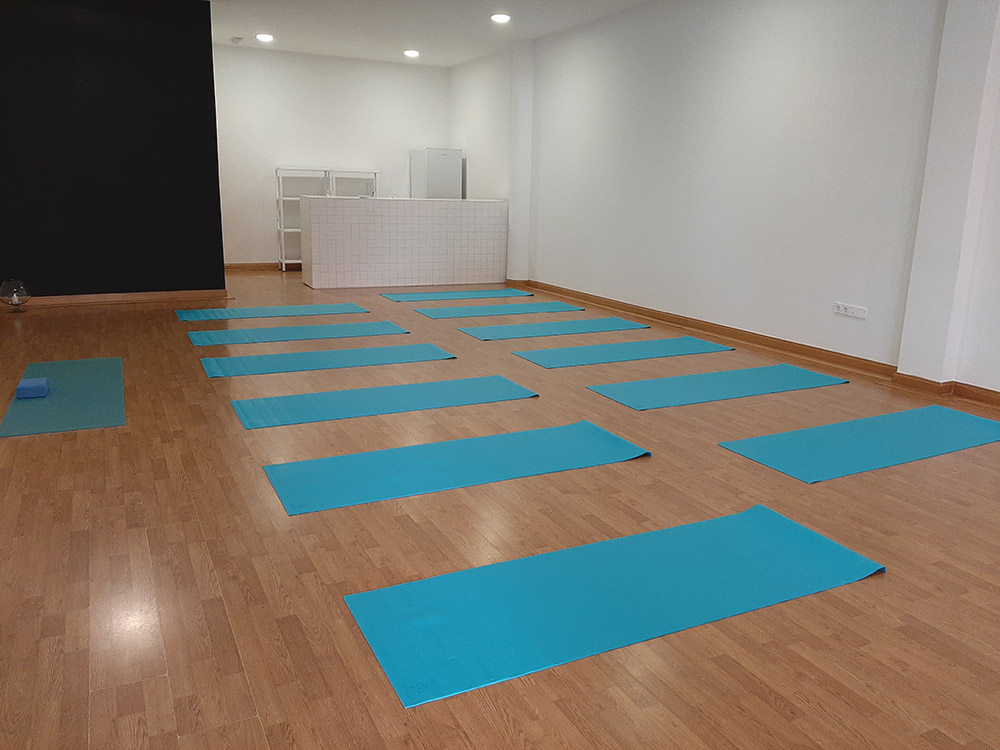 Foto Yoga en Fuensalida Sala1