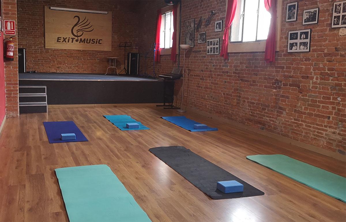 Sala de Yoga Illescas1