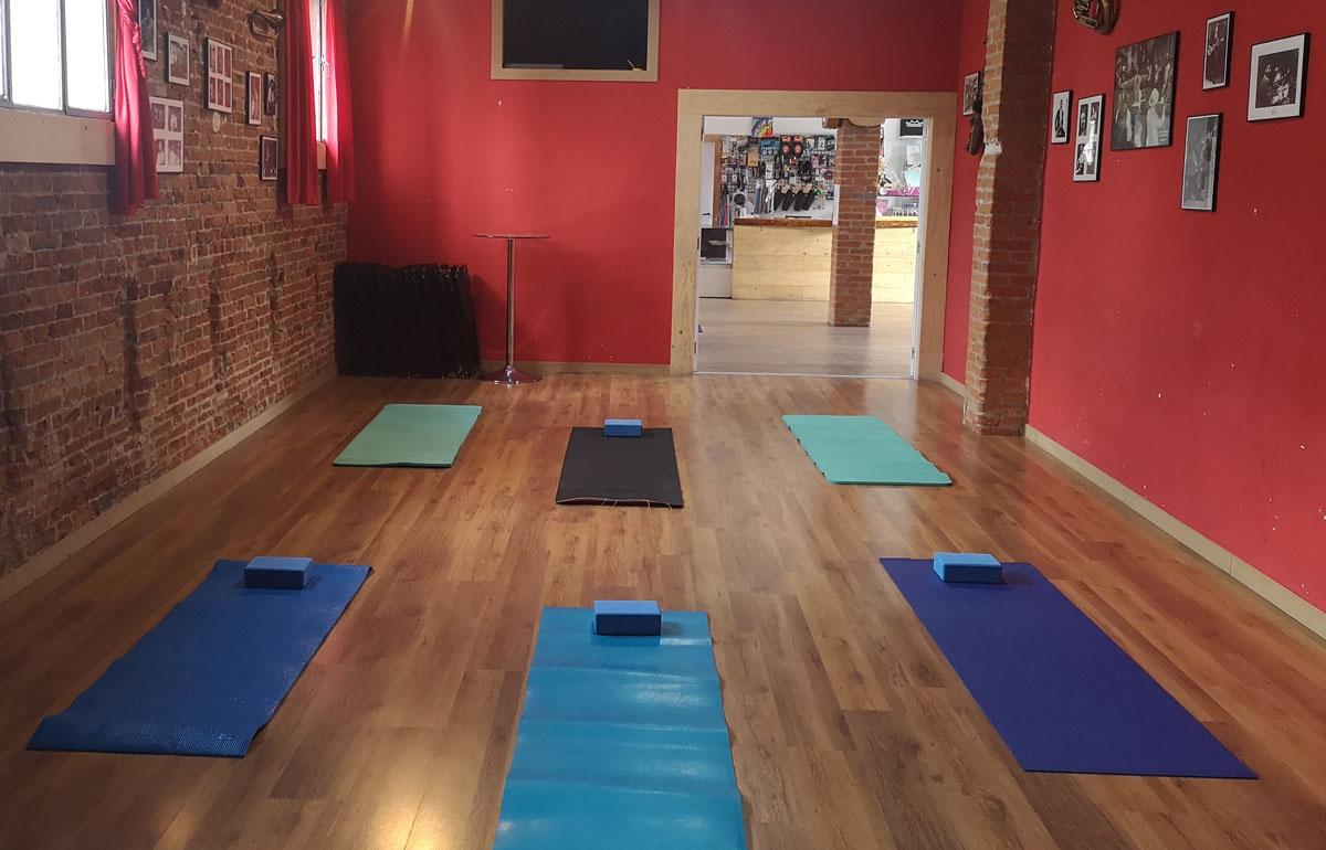 Sala de Yoga Illescas2