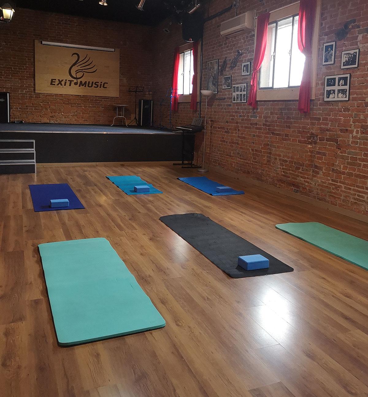 Yoga Illescas Sala Principal