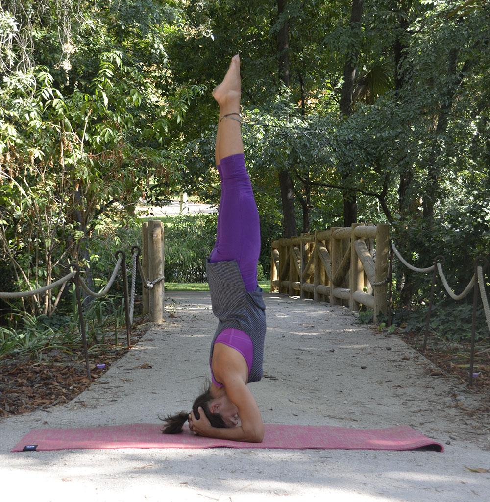 Yoga en Fuensalida Parque